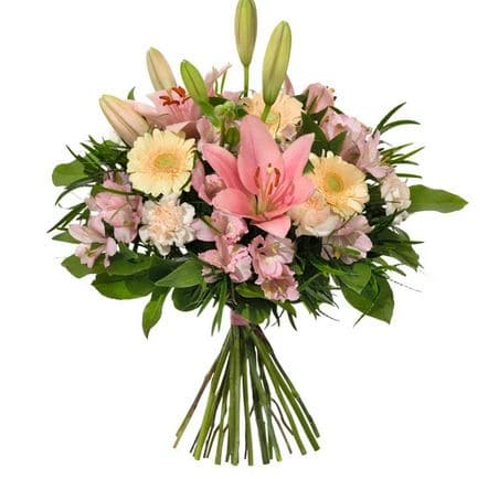 Buketten Blomsterglädje